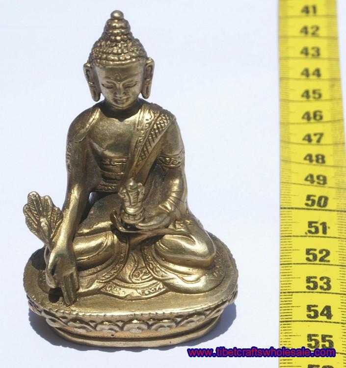ברונזה פסל הבודהה