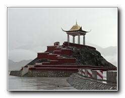 Budista monumento