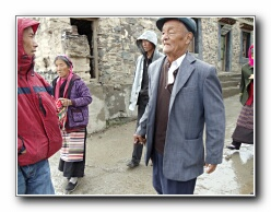 Pobo Tibetano