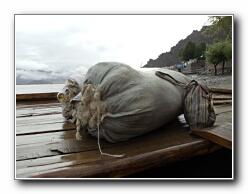 sachau o wlân