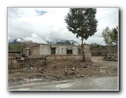 home in Tibet