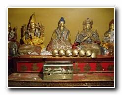 รูปปั้นของพระพุทธเจ้า