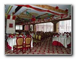 ร้านอาหารของโรงแรม