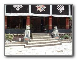 Tibet tempull