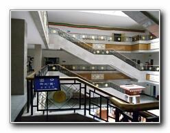 shkallët muze
