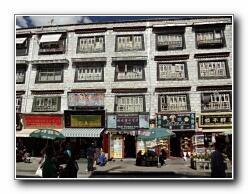 Lhasa building