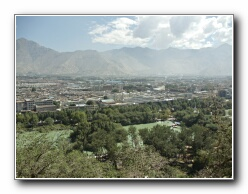 Lhasa città