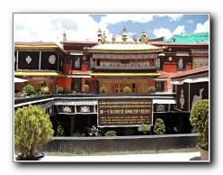 Lhasa monastery