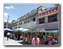 Lhasa mercat del carrer