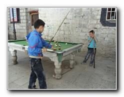 Tibetan mga bata