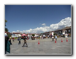 gitna ng Lhasa