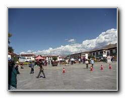 center of Lhasa