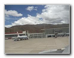 аэропорта самолет