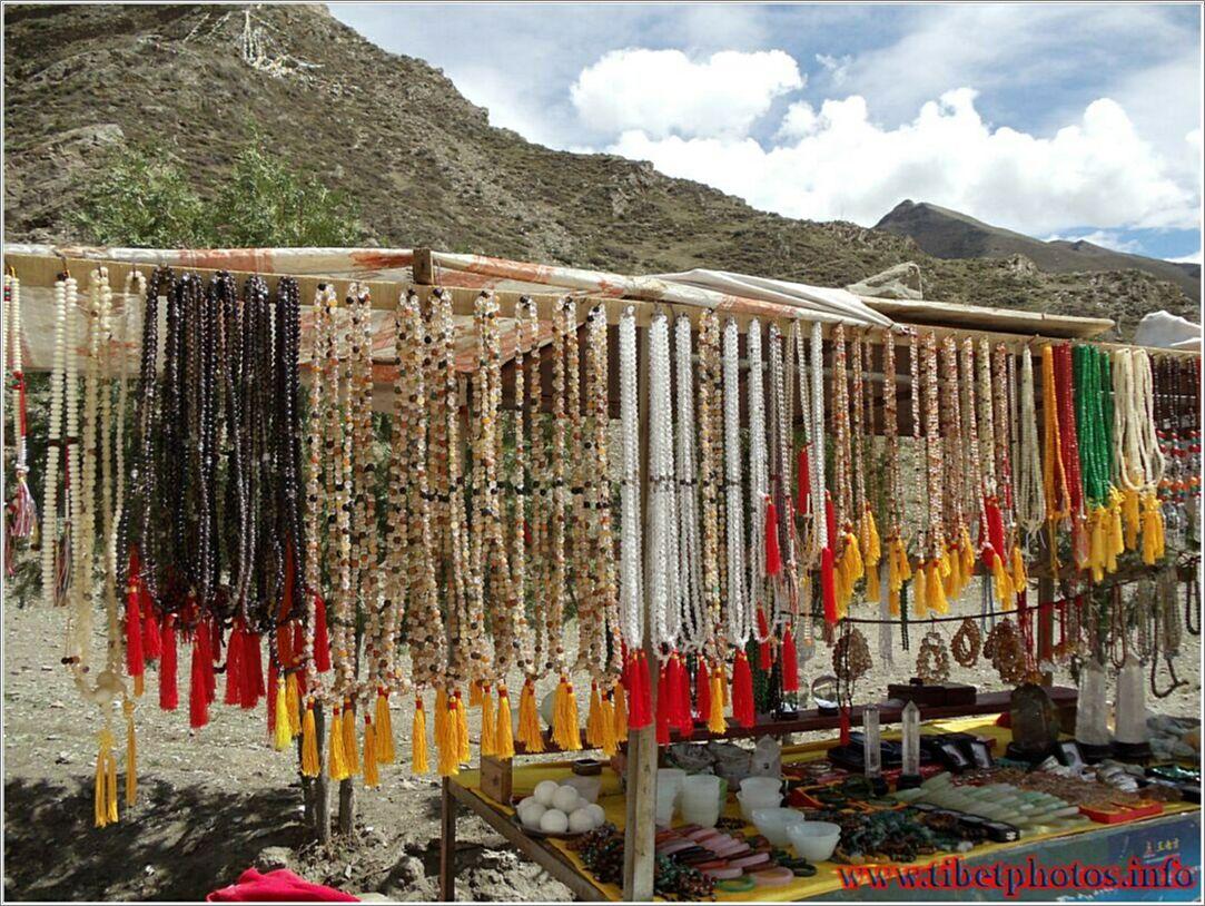 Yungbulakang palace foto's in tsedang, tibet